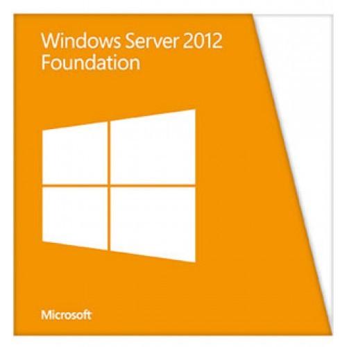 Fujitsu Windows Server 2012 R2 Foundation 1CPU ROK PROMOCJA !!!! KupujÄ…c z serwerem PRIMERGY z magazynu TX1310/TX1320/TX1330/RX