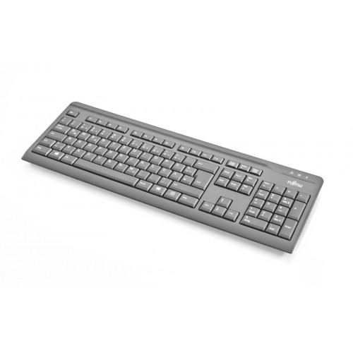 KB410 USB Black US English 104 key
