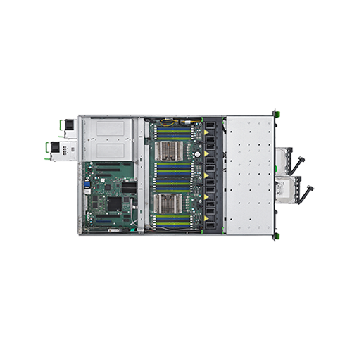 RX2540M2 E5-2620v4 1x16GB CP400i NOHDD (8x3,5'') DVD 3Y VFY:R2542SX250PL