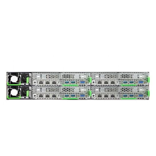 CX400 M1 VSAN DEMO: 3x CX2550, 6x CPU, 576GB, 9x SAS, 3x SSD, 6x 10GbE