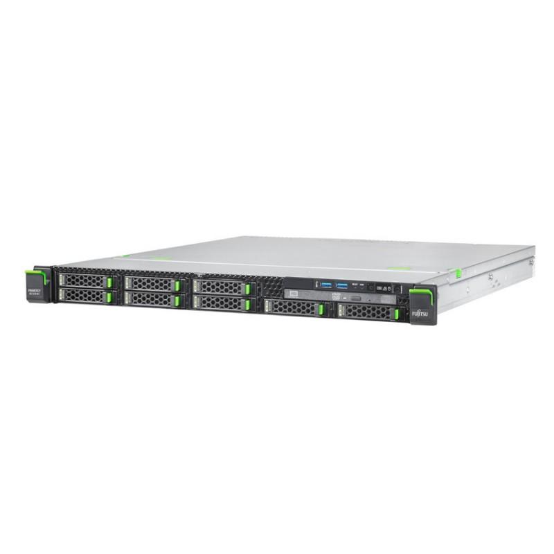 Fujtisu Primergy RX1330 M2 LFF (1U) E3-1220v5/8GB/2x1TB/2x1Gb/1xPSU/1YOS