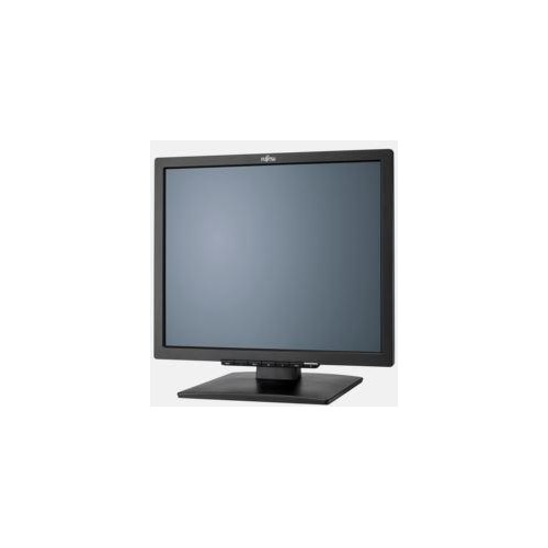 "Fujitsu E19-7 19"" LED HD IPS 1000:1 250cd Tilt Black"