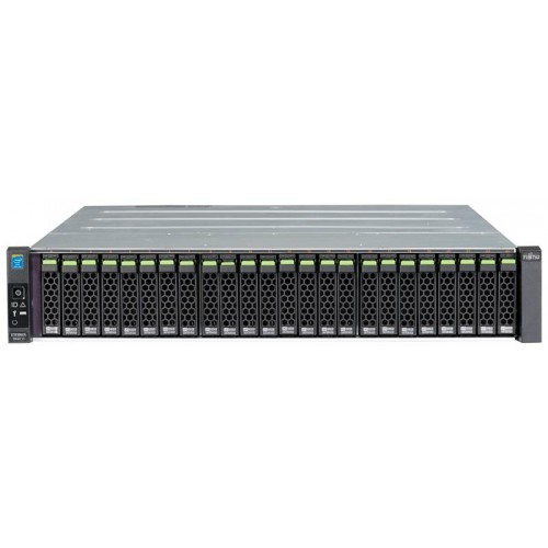 ETERNUS DX60 S3 SFF 2x2-FC 6x1200SAS 2xPSU 3YOS