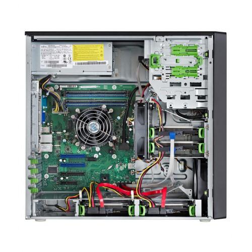 TX1310 M1 E3-1226v3 8GB DVD-RW RAID 0,1,10 2x500 GB SATA ECO 7.2k, 1Y OS