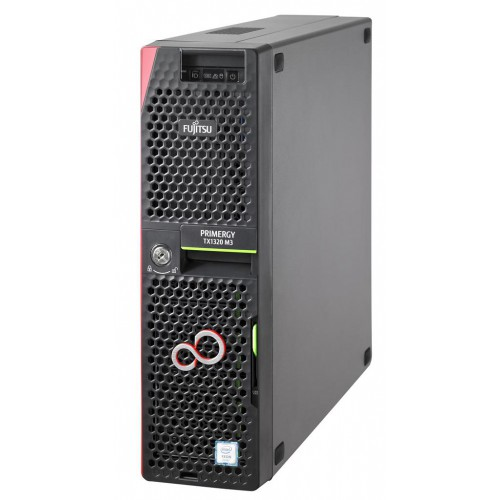TX1320 M3 E3-1225v6 16GB DVD-RW RAID 2GB 2x600GB SED SFF 1xRPS + Win 2012 Fnd
