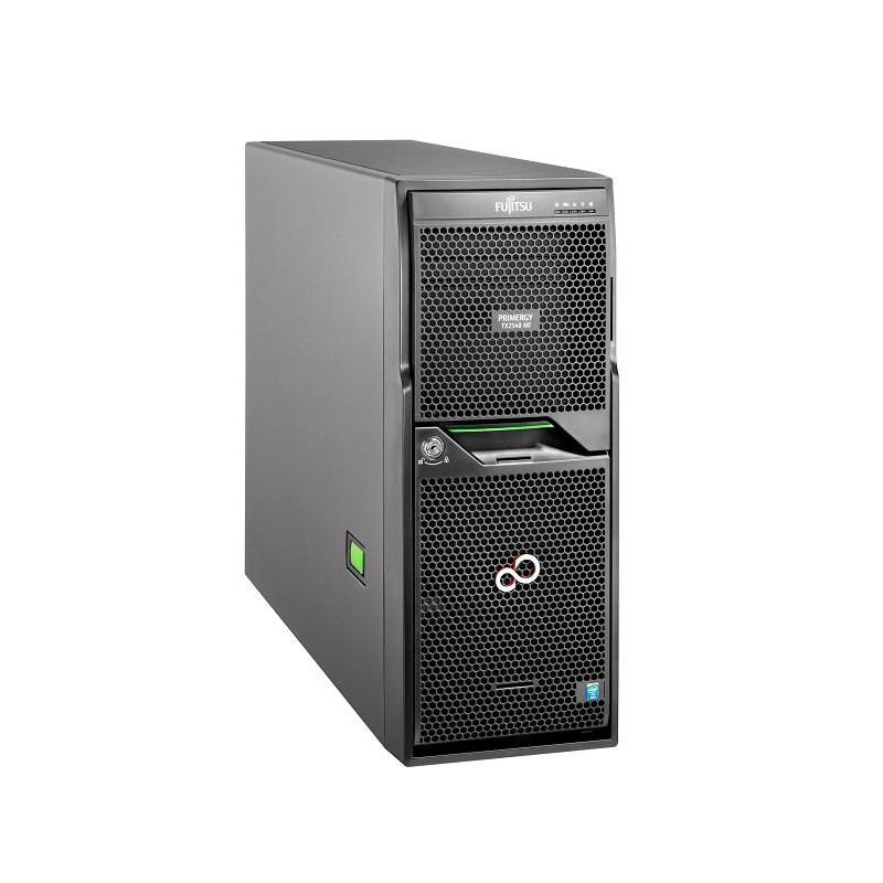 Fujitsu Primergy TX2540 M1 E5-2420v2/8GB/2x1TB/RAID/2x1Gb/2xPSU/3YOS
