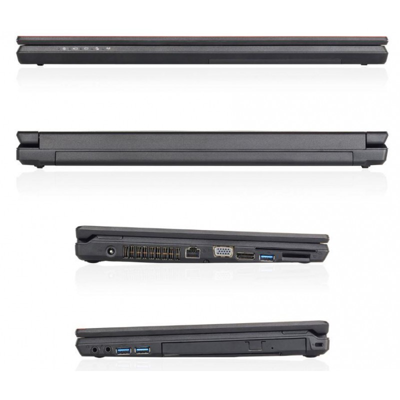 E546 14'' FHD i5-6200U 4GB SSHD 500GB DVDSM FPR TPM Win10Pro/Win7Pro