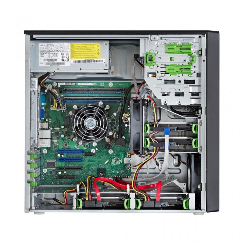 Fujitsu Primergy TX1310 M1 Essential Edition G3420/4GB/1x1TB/2x1Gb/1xPSU/1YOS