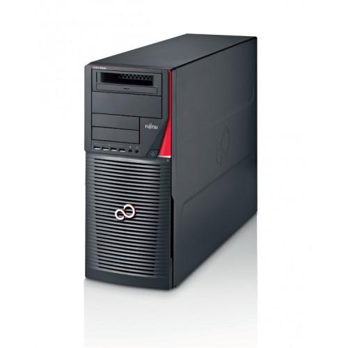 FUJITSU Celsius R940 2xXeon E5-2620v4 4x8GB ECC brak VGA DVD-SM MultiCard Reader 24in1 SSD 256GB HDD 1TB KB Mouse Win10 Pro/Win7