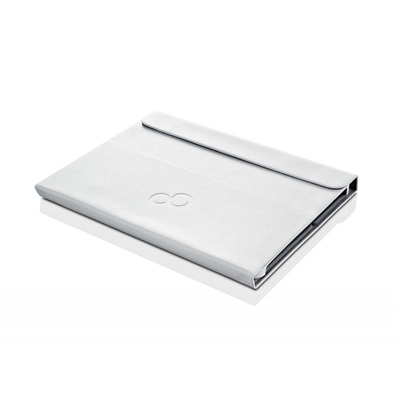 FOLIO CASE STYLISTIC Q584/Sleeve Case, f/ STYLISTIC Q584, White