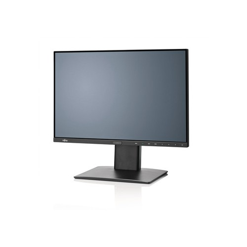"P24-8 WS Pro, EU, P Line 61cm(24"")wide Display, Presence sens.,ABC,matt black, DP,DP Out,HDMI,DVI,USB, 4-in-1 stand"