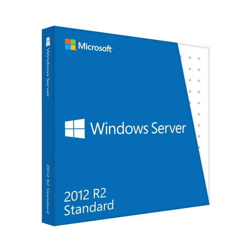 WinSvr 2012 R2 Standard 2CPU/2VM ROK