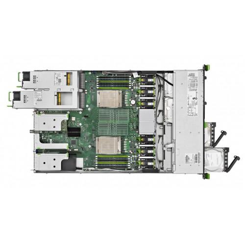 RX2510 M2 E5-2620v4 16GB 4xLFF PRAID EP400i 1GB 2xRPS DVD-RW + Win Srv 2016 Std
