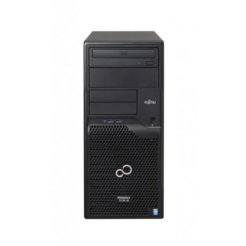 """FUJITSU PRIMERGY TX1310 M1 Xeon E3-1226v3 1x8GB DDR3 1600ub ECC RAID SATA 0,1,10 HDD 2x1TB ECO SATA 6G 7,2k 3,5"""" NoHot Plug 2x1G"""