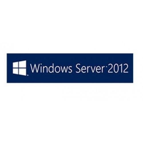 Windows Server 2012 Standard AddLic 2CPU