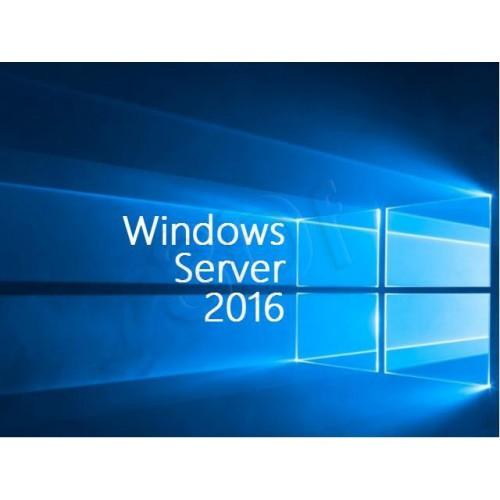 Fujitsu Windows Server 2016 1U