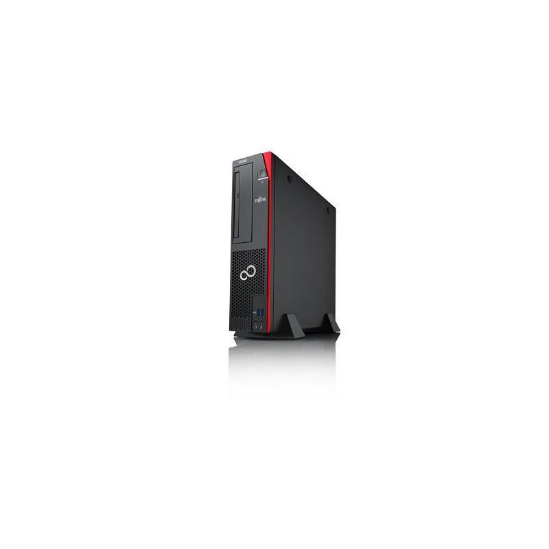 FUJITSU Celsius J550 Xeon E3-1225v5 2x8GB ECC DVD-SM slim SSD 256GB HDD 1TB KB Mouse Win10 Pro/Win7 Pro64