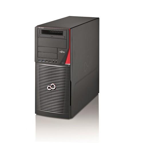 FUJITSU CELSIUS M740 POWER Xeon E5-2630v4 2x16GB ECC Quadro P5000 16GB DVD-SM SSD 256GB HDD 1TB KB Mouse Win10 Pro64 Energy Star