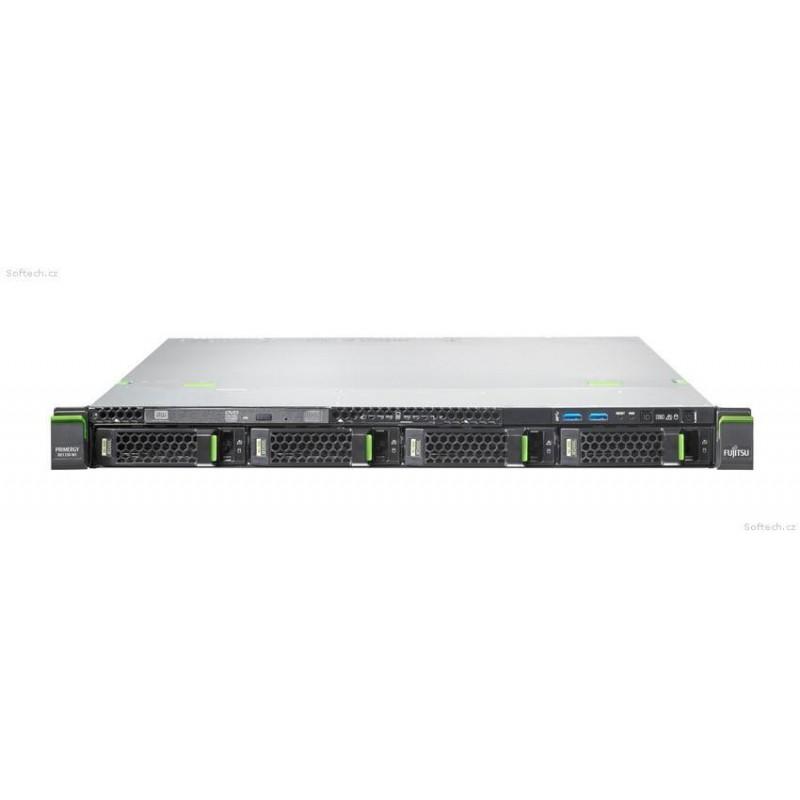Fujtisu Primergy RX1330 M1 SFF (1U) E3-1220v3/8GB/noHDD/2x1Gb/1xPSU/1YOS