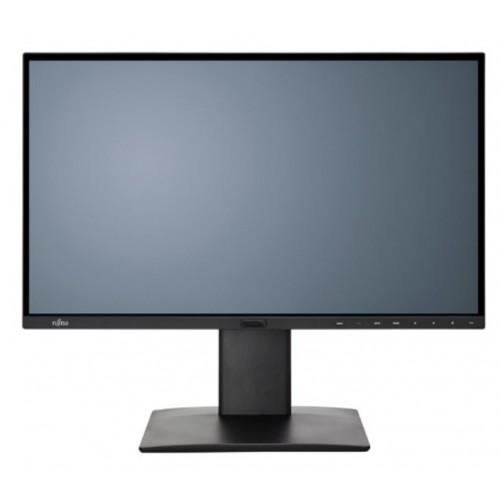 "P27-8 TS UHD, Rozdzielczość 3840x2160;  EU, P Line 68.5cm(27"")wide Display, Presence sens., ABC, matt black, DP,HDMI,USB, 4-in-1"