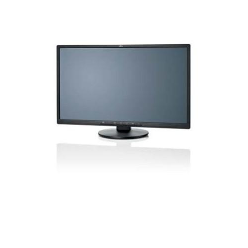 E24T-8 TS Pro, EU, E-Line 60.5cm(23.8')wide Display, IPS, LED, matt black, DisplayPort,DVI,VGA, Tilt stand