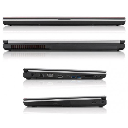 "H760 15.6"" FHD i7-6820HQ 16GB SSHD 1TB M1000M DVDSM LTE TPM W10Pro"