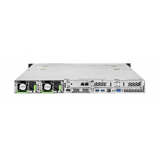 Fujtisu Primergy RX2510 M2 LFF (1U) E5-2609v4/16GB/noHDD/2x1Gb/1xPSU/3YOS