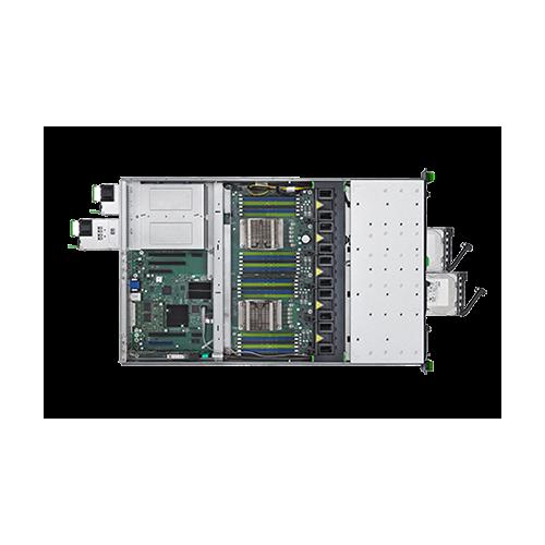 RX2540 M2 E5-2620v4 16GB 8xSFF SAS RAID 5/6 1GB 4x1Gb 1xRPS + Win 2016 Ess.