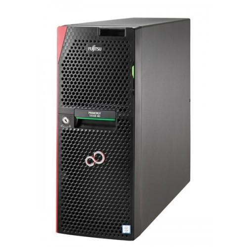 Fujitsu Primergy TX1330 M4 E-2134/8GB/2x1TB/2x1Gb/1YOS