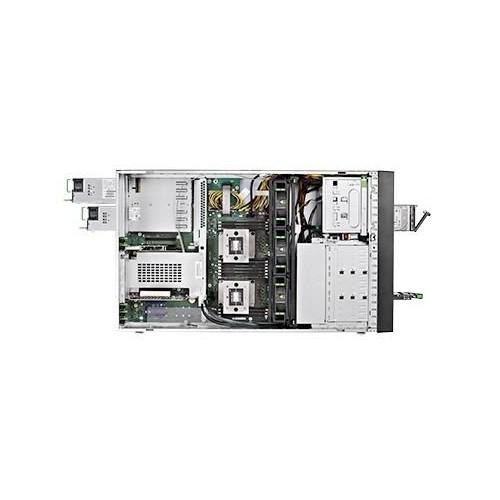 Serwer Tower TX2550M5 1x4208 1x16GB CP400i 2x1Gb+1Gb IRMC DVD-RW 1x450W 3Y VFY:T2555SX330PL