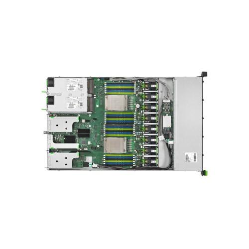 Fujtisu Primergy RX2530 M1 SFF (1U) E5-2620v3/16GB/RAID+FBU/4x1Gb/2xPSU/3YOS