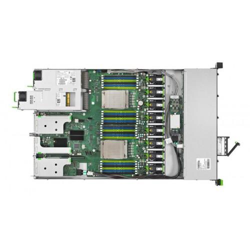 RX2530 M2 E5-2620v4 8GB 4xLFF RAID 0,1,10 2x1Gb 1xRPS + Win 2012 R2 Standard