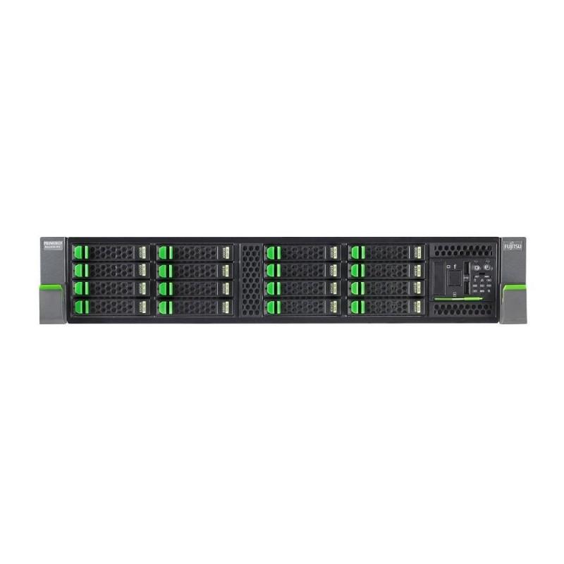 Fujtisu Primergy RX2520 M1 SFF (2U) 2xE5-2420v2/2x8GB/2x300SAS/RAID/2x1Gb/1xPSU/3YOS