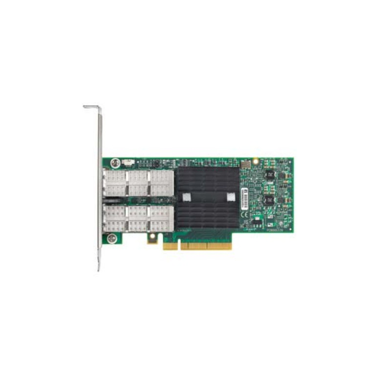 IB HCA 40GB 2 CHANNEL QDR/InfiniBand Host Channel Adapter 40Gb 2-port QDR enhanced, based on Mellanox MCX35xA-QCBT