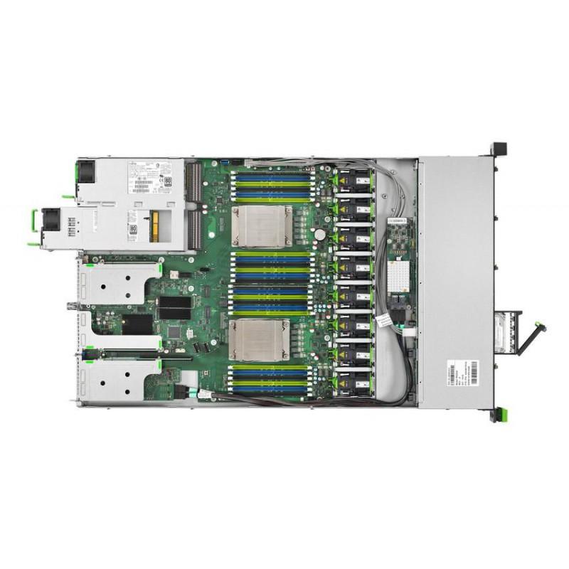 RX2530 M2 E5-2620v4 8GB 4xSFF RAID 0,1,10 2x1Gb DVD-RW 1xRPS