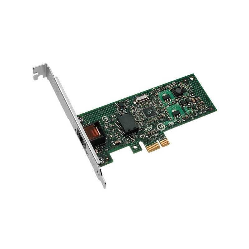 Eth Ctrl 1x1Gbit PCIe CT Desktop Cu lp