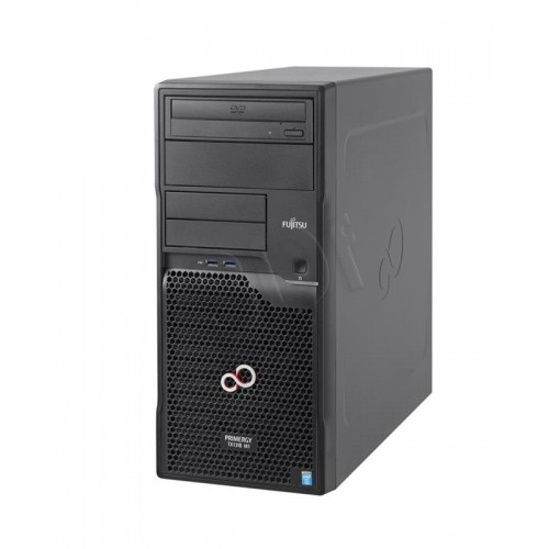 "PRIMERGY TX1310M1 XE E31226V3/Intel Xeon E3-1226v3 4C/4T 3.30 GHz, 8GB (1x8GB) 2Rx8 L DDR3-1600 U ECC, DVD-RW supermulti 1.6"" SA"