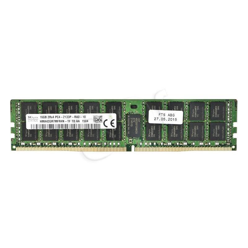 FUJITSU 16GB (1x16GB) 2Rx4 DDR4-2133 R ECC