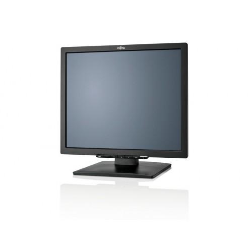 E19-7 IPS LED Black, Rozdzielczość 1280x1024; Contrast 1000:1 ; 8ms; 250 cd/m2 (typical), 16.7mln kolorów, Audio; 178/178st. kąt