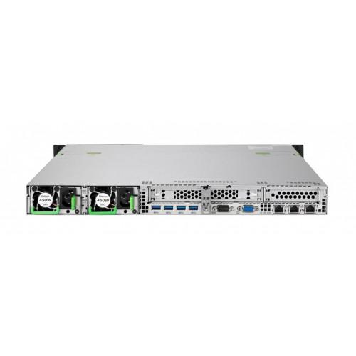Fujtisu Primergy RX1330 M3 LFF (1U) E3-1225v6/8GB/RAID/2x600SAS/2x1Gb/2xPSU/1YOS