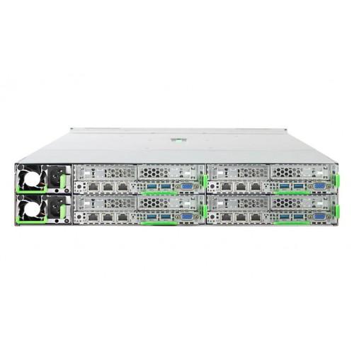 CX400 M1 CiB DEMO: 2x CX2550, 4x CPU, 128GB, 4x SAS, 2x SSD, 2x Win 2012 R2 Std