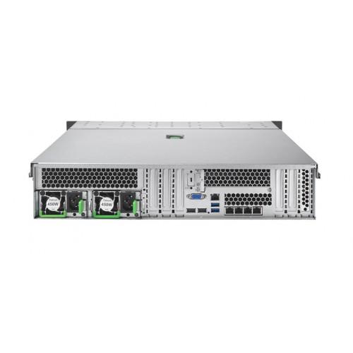 FUJITSU PRIMERGY RX2540 M2 LFF HDDs Xeon E5-2620v4 2x16GB DDR4 2400R ECC PRAID SAS 12G EP400i 0,1,10,5,50,6,60 1Gb Cache HDD 3x6
