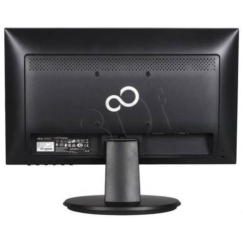 Fujitsu Monitor E20T-7 LED BLACK, DVI, D-SUB