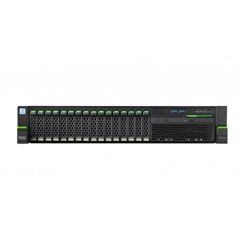 Fujtisu Primergy RX2540 M2 SFF (2U) E5-2620v4/16GB/RAID/noHDD/4x1Gb/1xPSU/3YOS