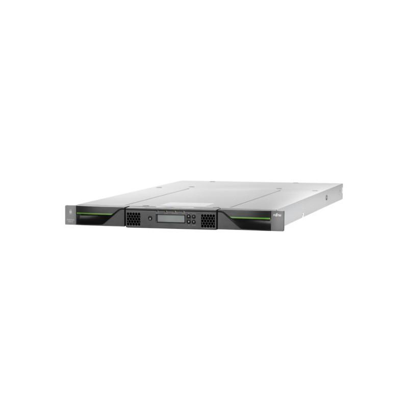 Autoloader ETERNUS LT20 S2, 1xLTO-4, FC 4Gb/s, 8Slot, 1rok 9x5