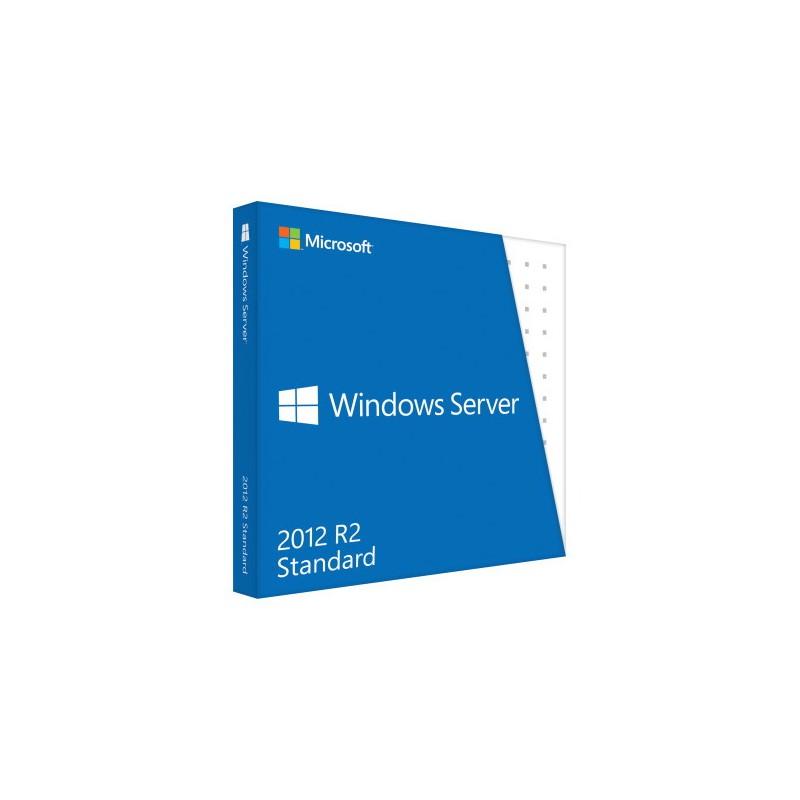 Fujitsu Windows Server 2012 R2 Standard 2CPU/2VM ROK