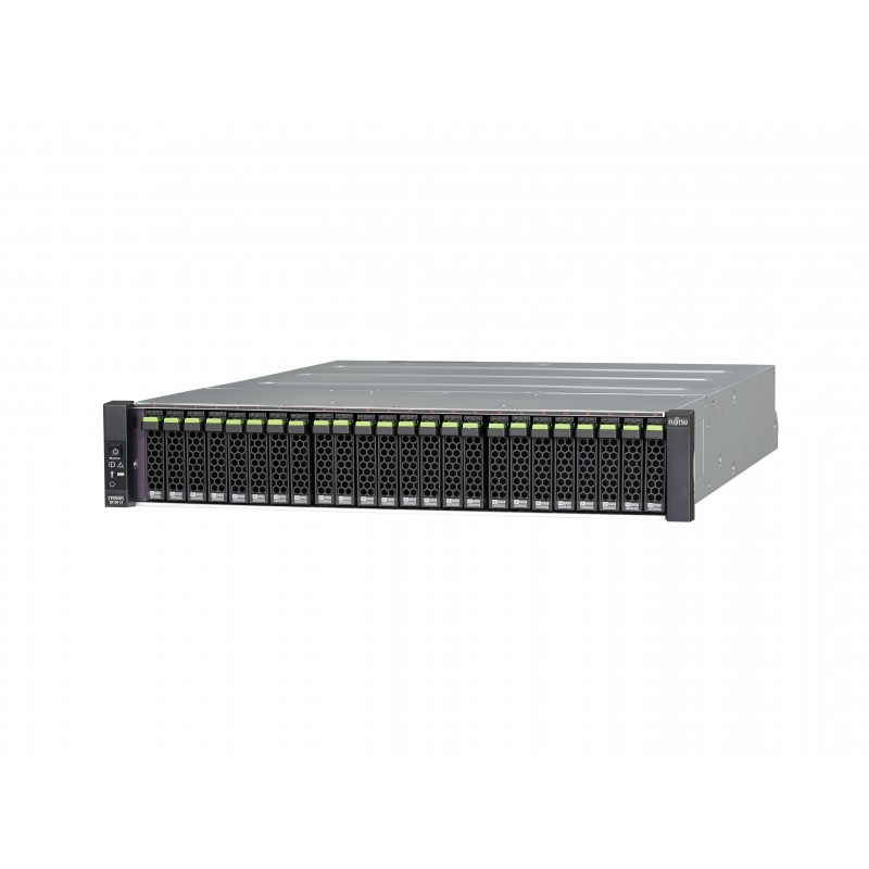 ETERNUS DX100 S3 SFF 2x2-FC16 10x600SAS 2xPSU 3YOS