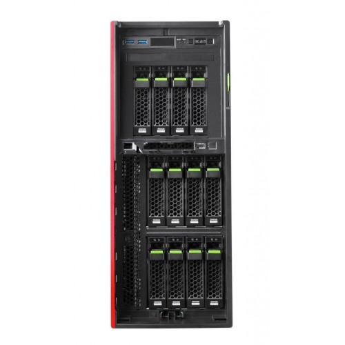 """PRIMERGY TX2560 M2 E5-2620 V4/Intel Xeon E5-2620v4 8C/16T 2.10 GHz, 8GB (1x8GB) 1Rx4 DDR4-2400 R ECC, DVD-RW supermulti 1.6"""" SAT"""