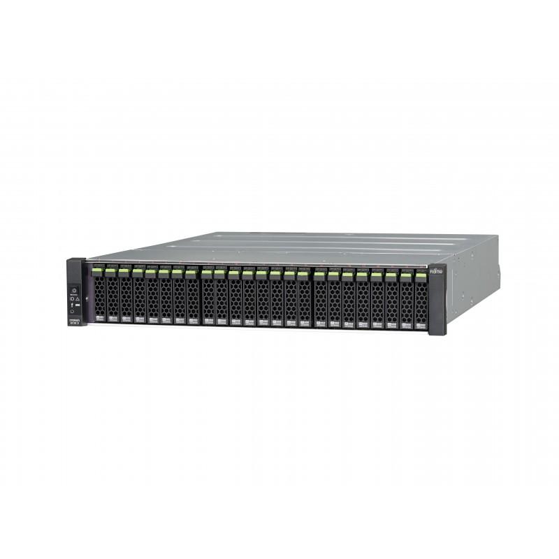 ETERNUS DX100 S3 SFF 2x2-ISCSI 10Gbit/s 10x1200SAS 2xPSU 3YOS