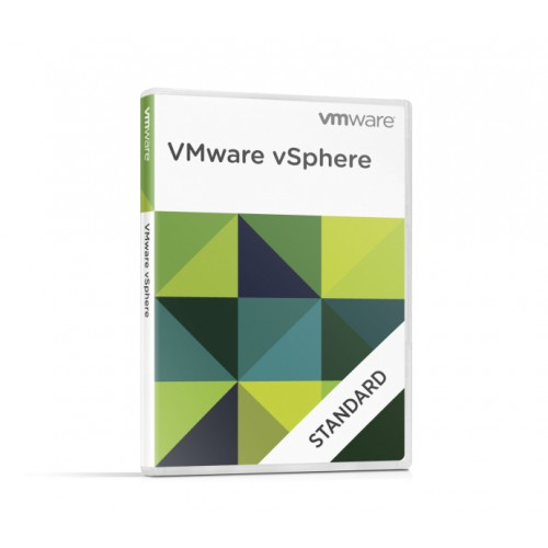 VMware vSphere STD for 1 CPU w/o SP-3yr